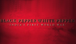Black Pepper White Pepper