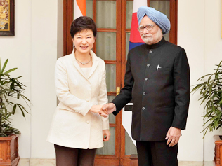 State Visit of President of Republic of Korea to India