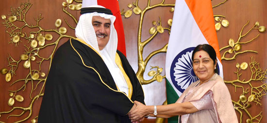 First meeting of the India-Bahrain High Joint Commission takes place in New Delhi