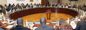 Interaction with African Heads of Missions in New Delhi
