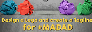 """Design a Logo & Create a Tagline for 'MADAD' - """"A 'Good Governance' initiative of the Government of India"""""""