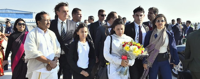 State Visit of President of the Federative Republic of Brazil to India (January 24-27, 2020)