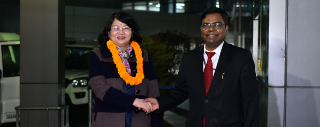 Visit of Vice President of the Socialist Republic of Vietnam to India (February 11 –13, 2020)